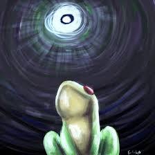 Frog in Dark Well